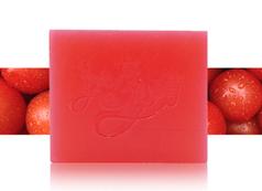 Tomato Red Pigment Handmade Soap