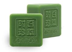 绿茶植物精油皂